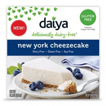 Dairy- free Daiya New York Cheesecake
