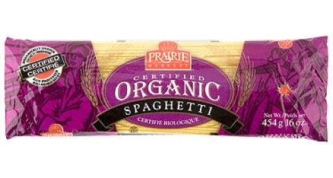 Organic Semolina Spaghetti - 3 pack