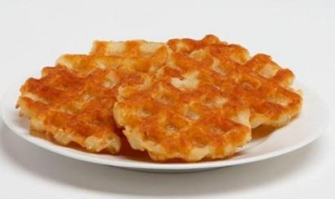 Waffle Hash Brown