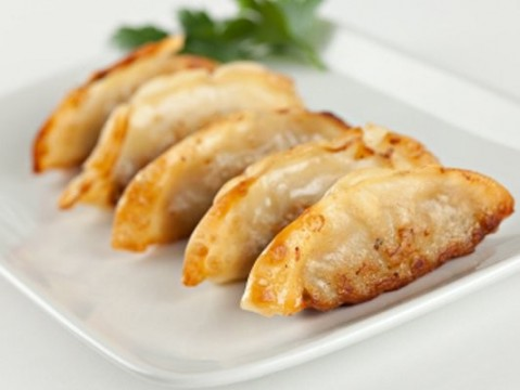 Chicken and Vegetable Dumplings