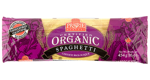 Organic Semolina Spaghetti - Case