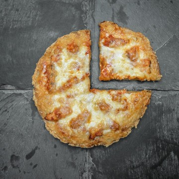 Hot Wing Pizza