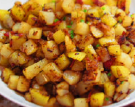 Breakfast Potato Cubes
