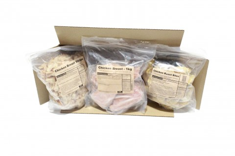 Chicken Warehouse Variety Pack