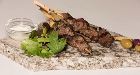 Beef Souvlaki Kabob