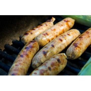 Chicken and Apple Sausage - 454g