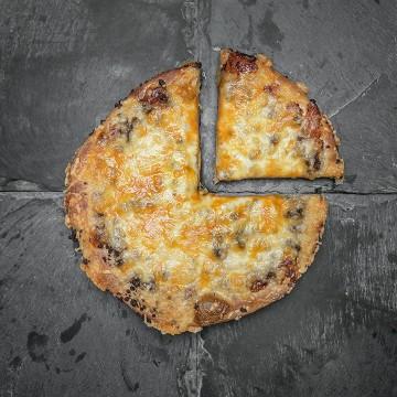 "Three Cheese 8"" SS"