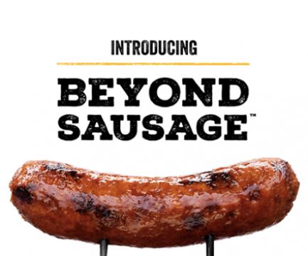 Bratwurst Sausage - VEGAN
