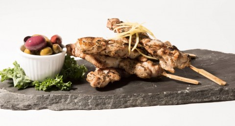 Chicken Souvlaki Kabob