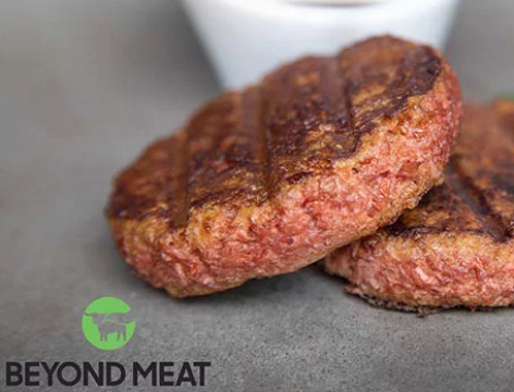 Beyond Meat Burger - 6oz