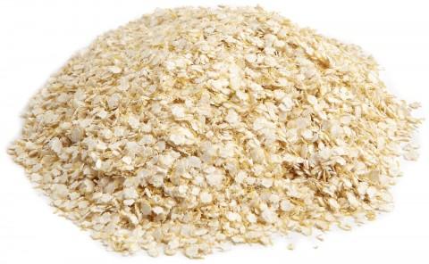 White Quinoa Flakes