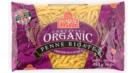 Organic Semolina Penne Rigate - case