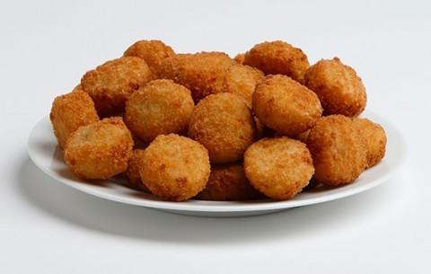 Stuffed Jalapeno & Cheddar Bites