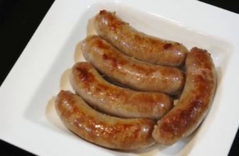 Blueberry Turkey Sausage