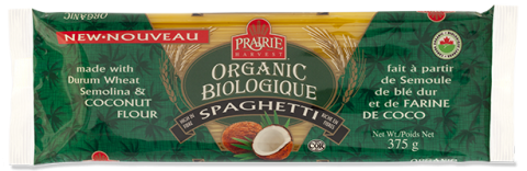 Organic Coconut Blend Spaghetti - case