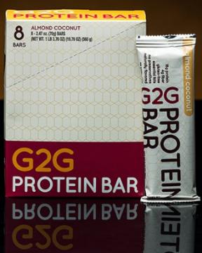 G2G bars - Almond Coconut