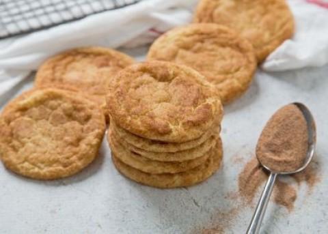 Snickerdoodle Cookies - 40's - M