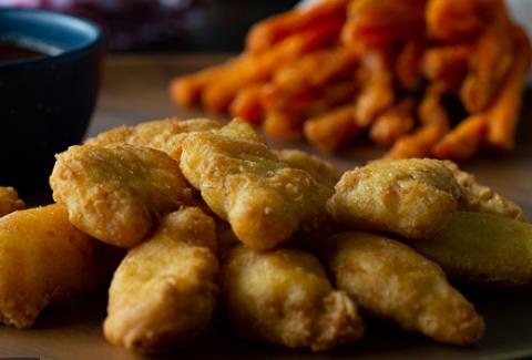 Chicken Breast Bites - 700g